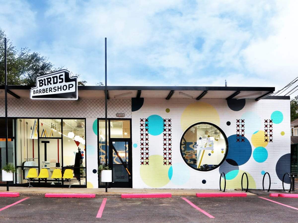Birds Barbershop Houston