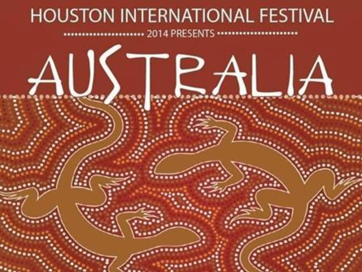 44th Annual Houston International Festival (iFest) honoring Australia