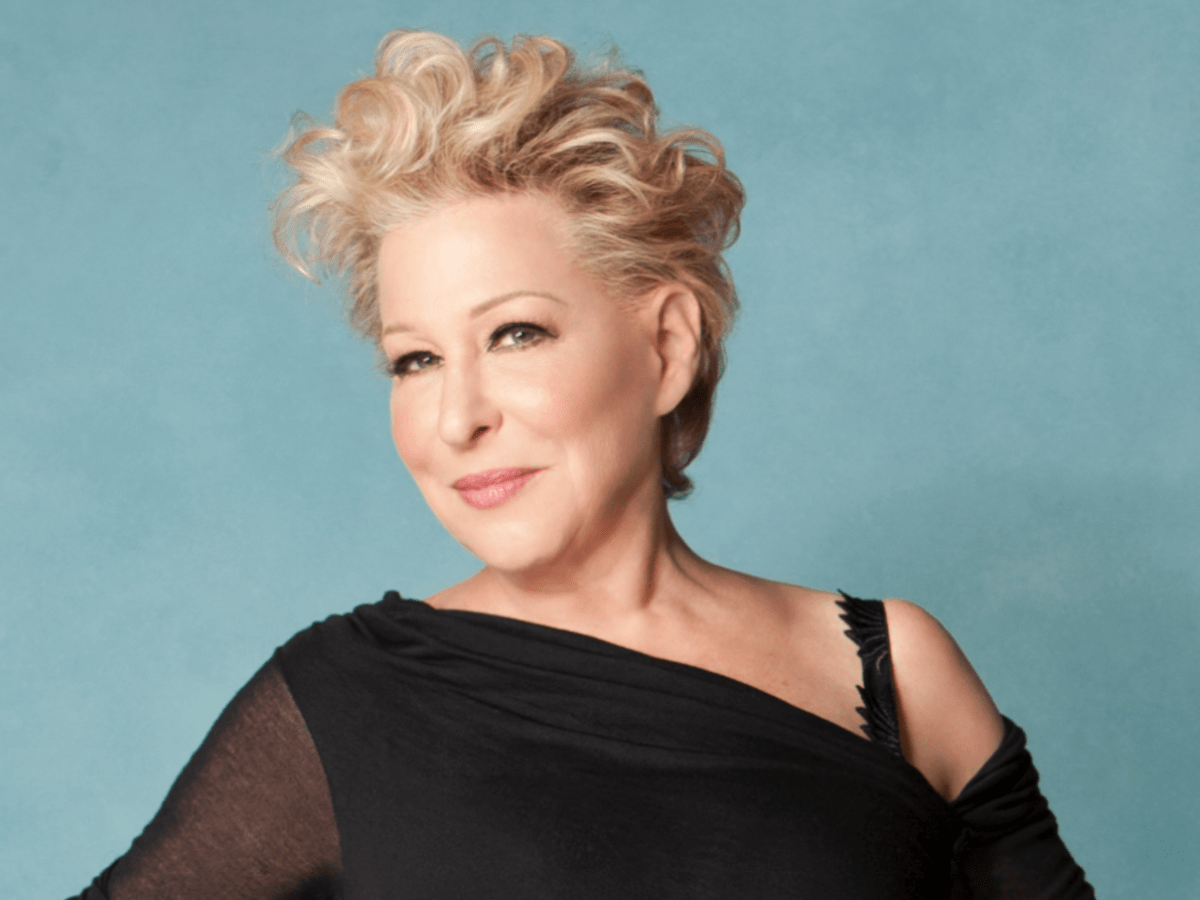 "Brilliant Lecture Series presents ""A Conversation with Bette Midler"""