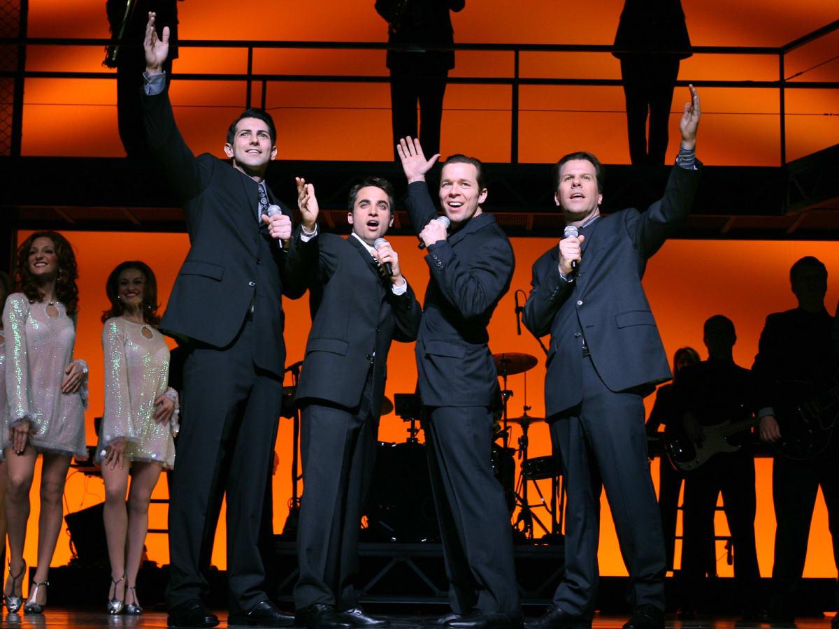 News_Jersey Boys_on stage