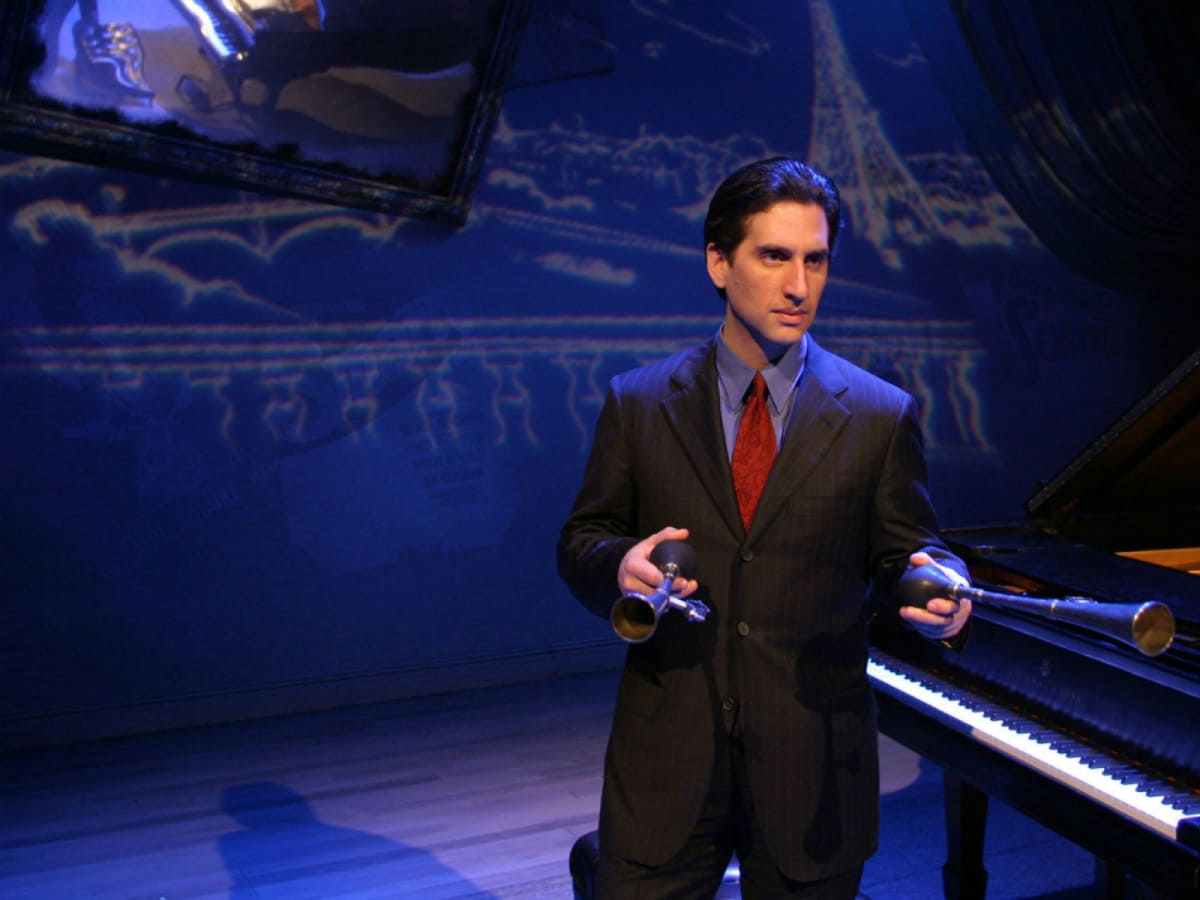 Alley Theatre presents George Gershwin Alone
