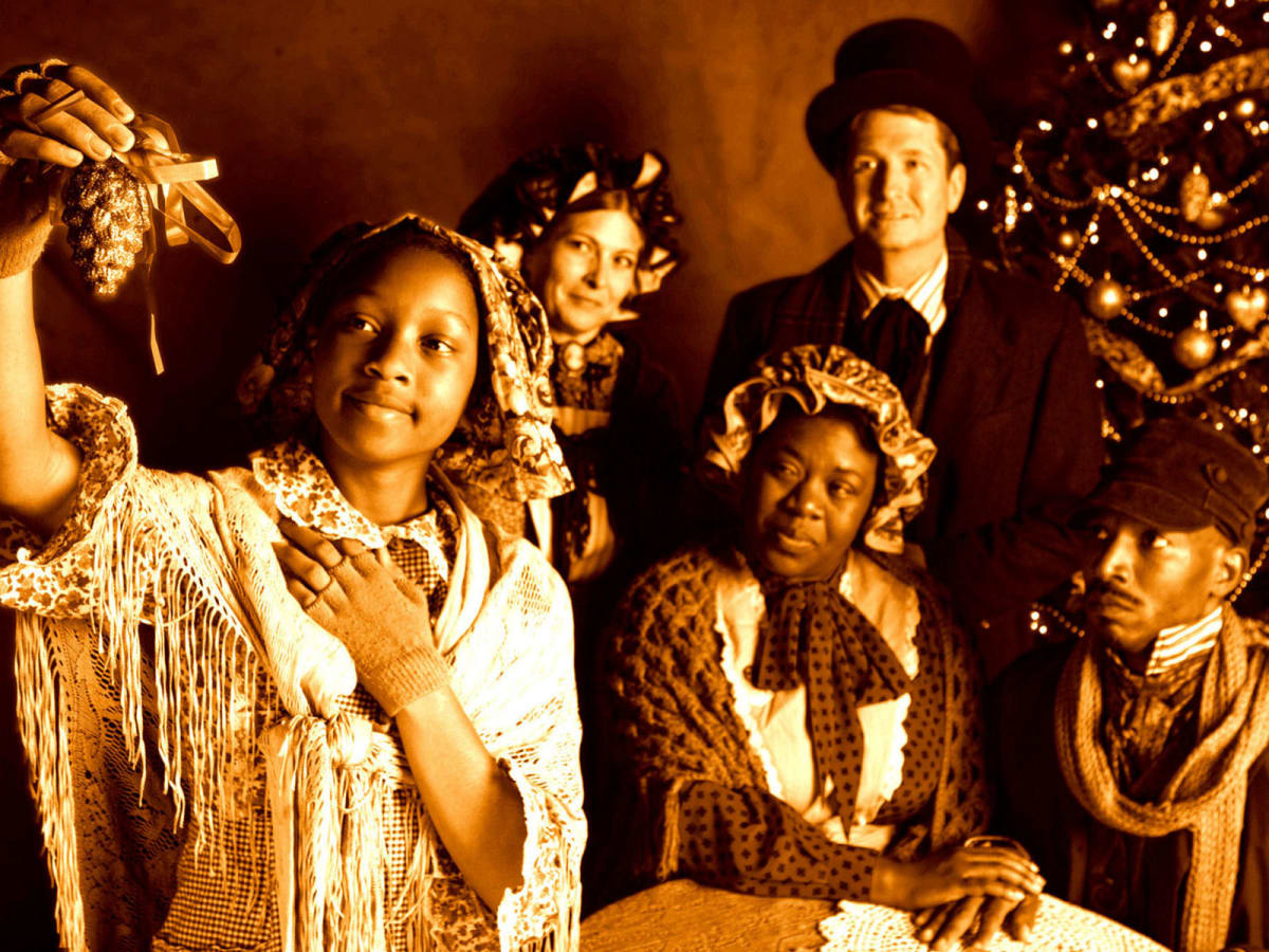 Theatre Three presents A Civil War Christmas