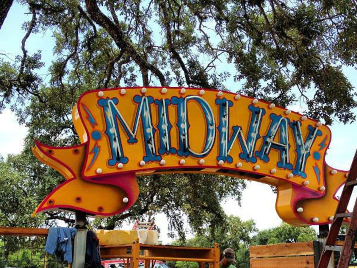 Slideshow New Austin Area Food Truck Park Set To Open Playground