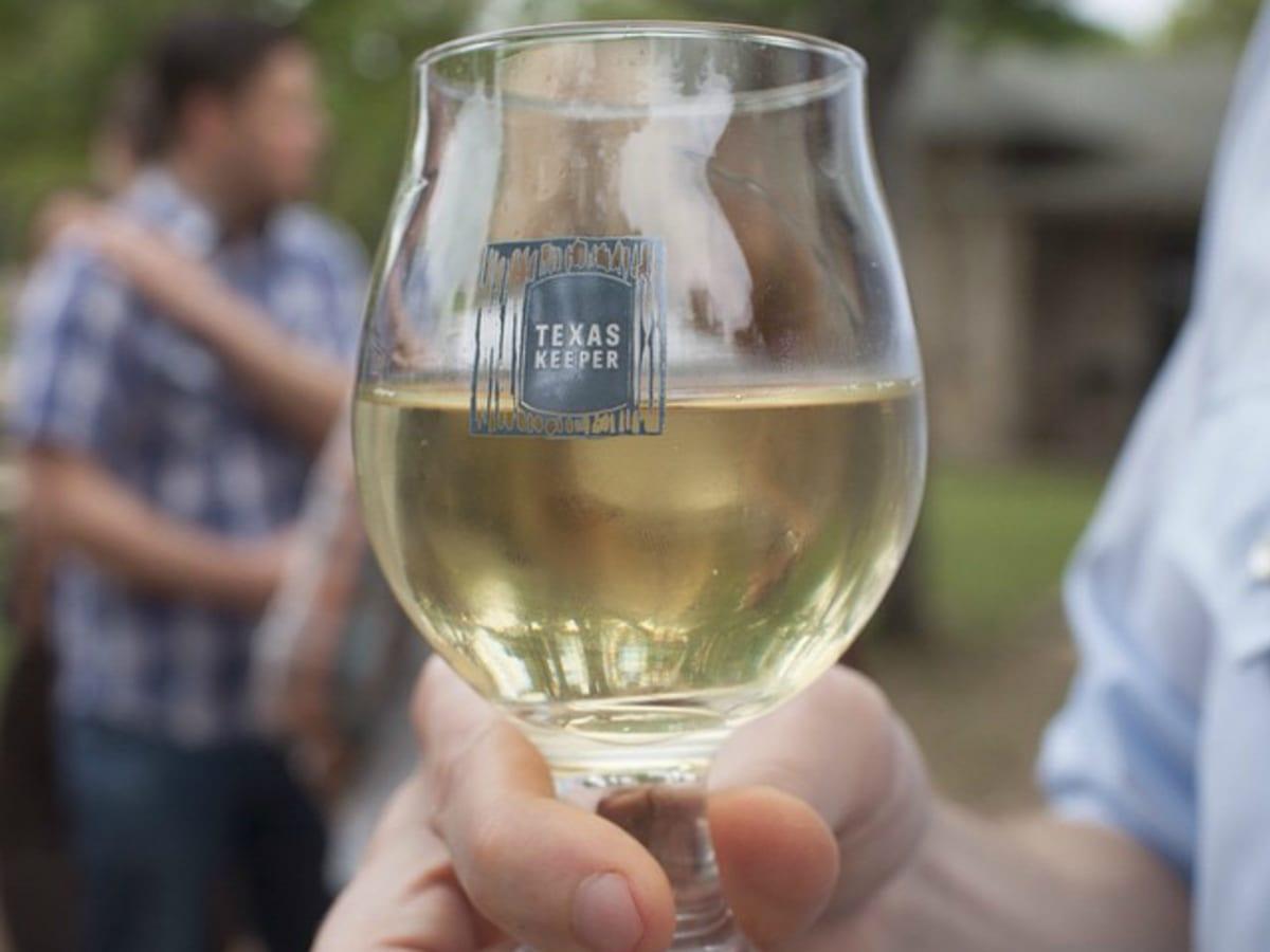Texas Keeper Cider_Austiin_glass_2015