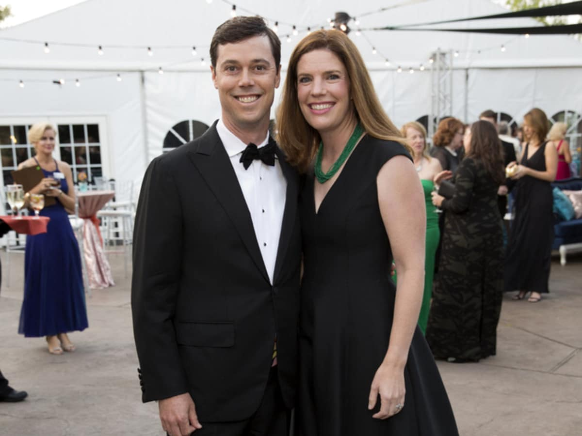 Houston, Zoo Ball Aquatic Affair, April 2017, Chris LaPorte, Jennifer LaPorte