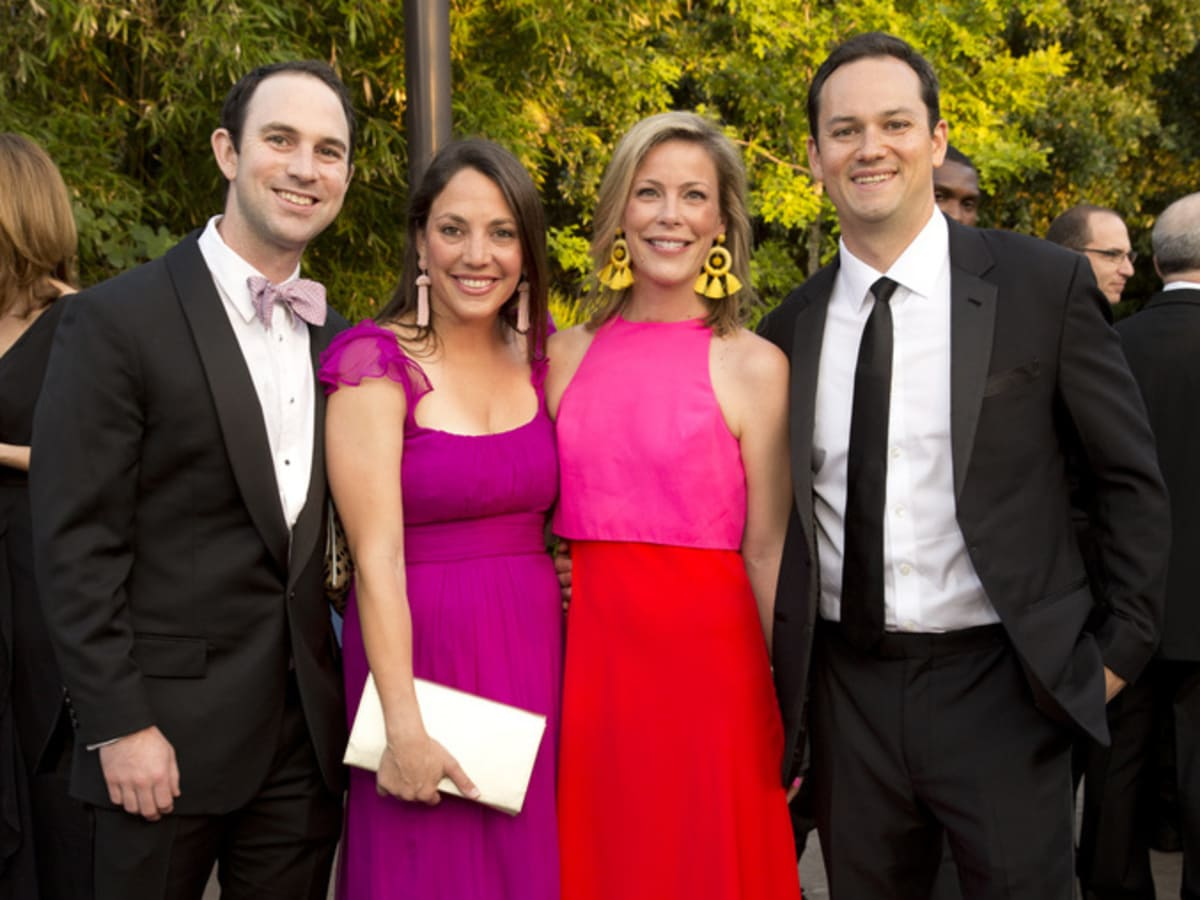 Houston, Zoo Ball Aquatic Affair, April 2017, Matt Werner, Rebecca Werner, Jen Hughes, Dan Hughes