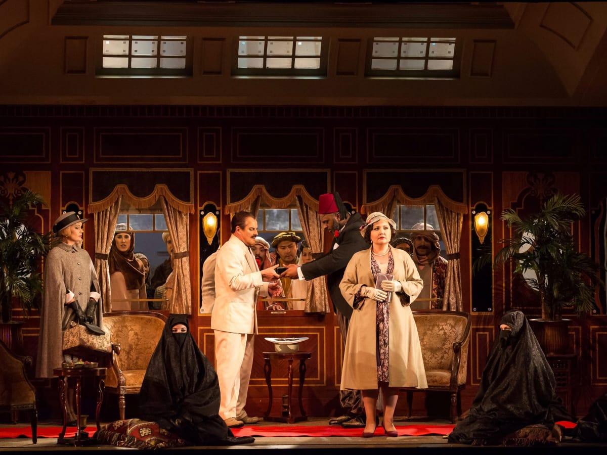 Houston Grand Opera's Abduction from the Seraglio