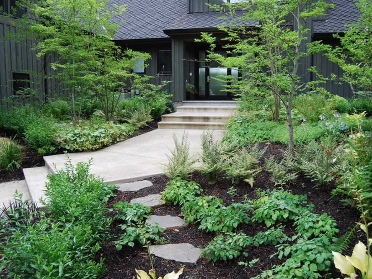 Houzz garden design 4