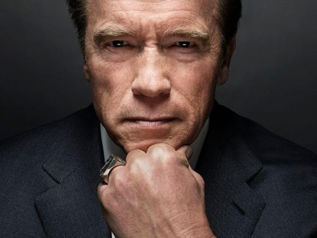 Houston, 5th annual JJ Watt Charity Classic, May 2017, Arnold Schwarzenegger