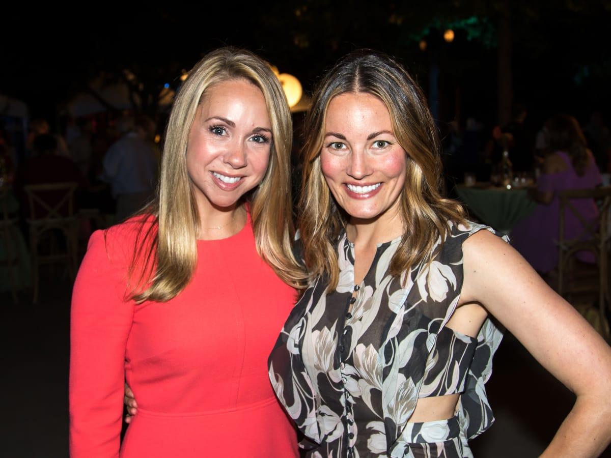 Nicole Ocker, Megan Hodges