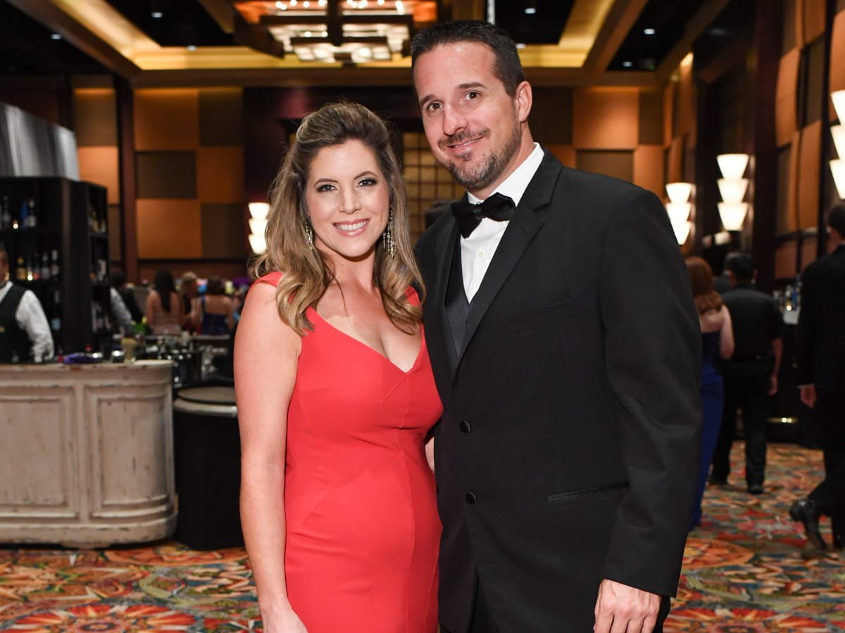 Houston, JDRF Promise Ball Havana Nights, May 2017, Kristin Crawford, Brian Cox