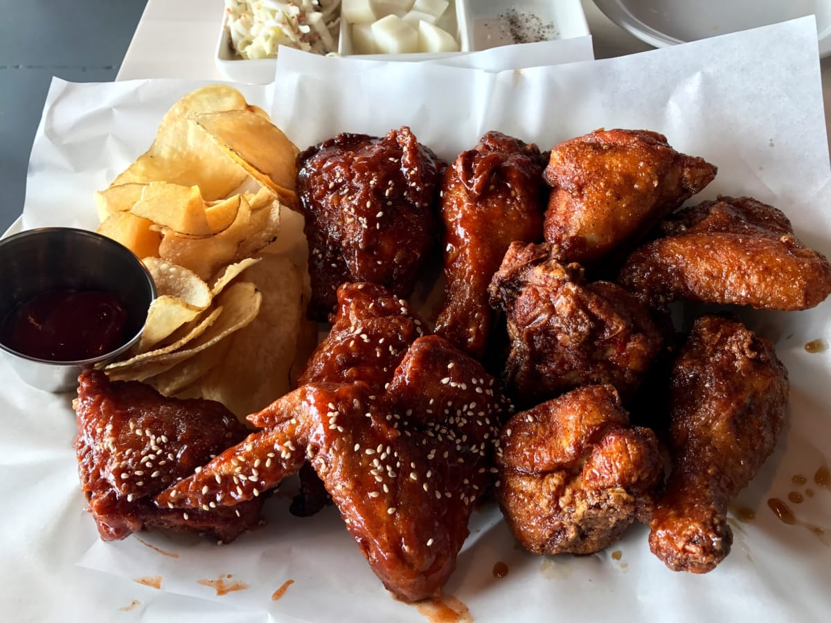 Lims Korean fried chicken
