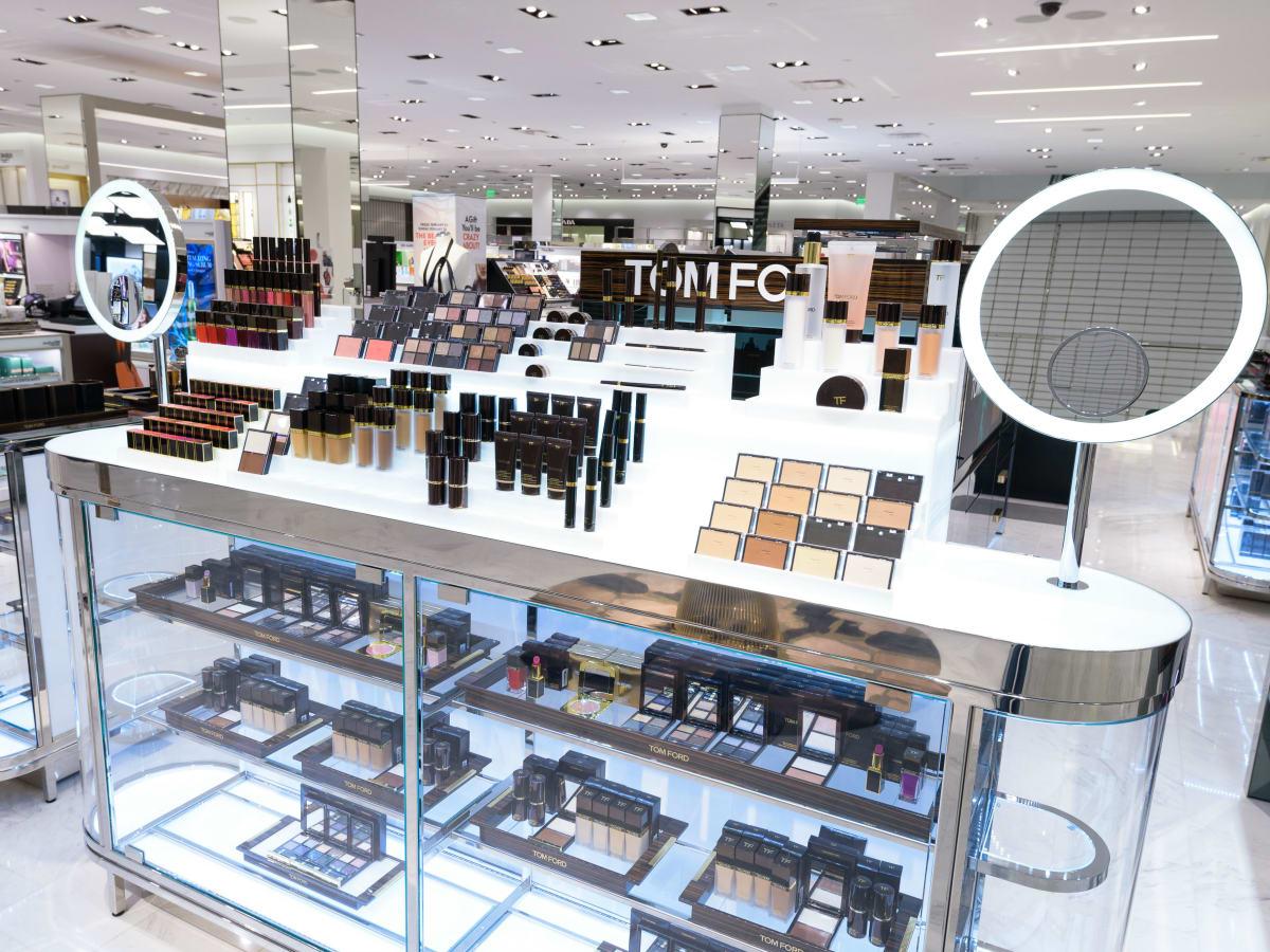 Neiman Marcus Fort Worth, cosmetics