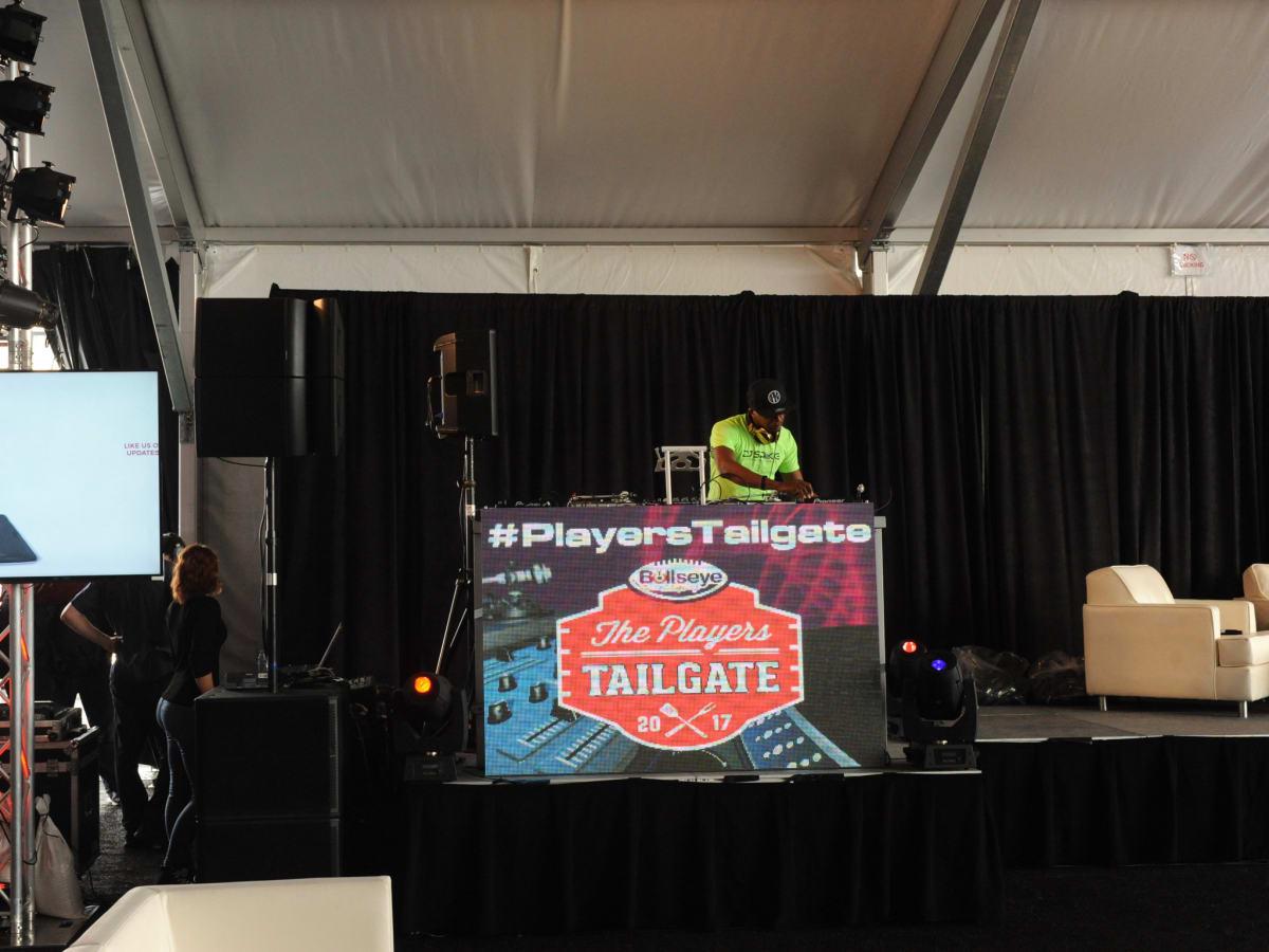 Players Tailgate DJ Irie