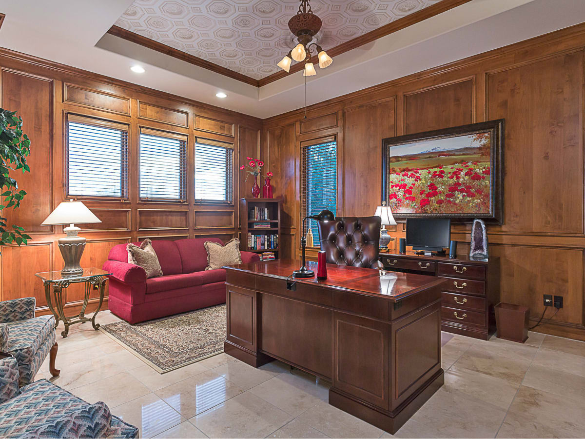 110 Bella Cima Austin house for sale office