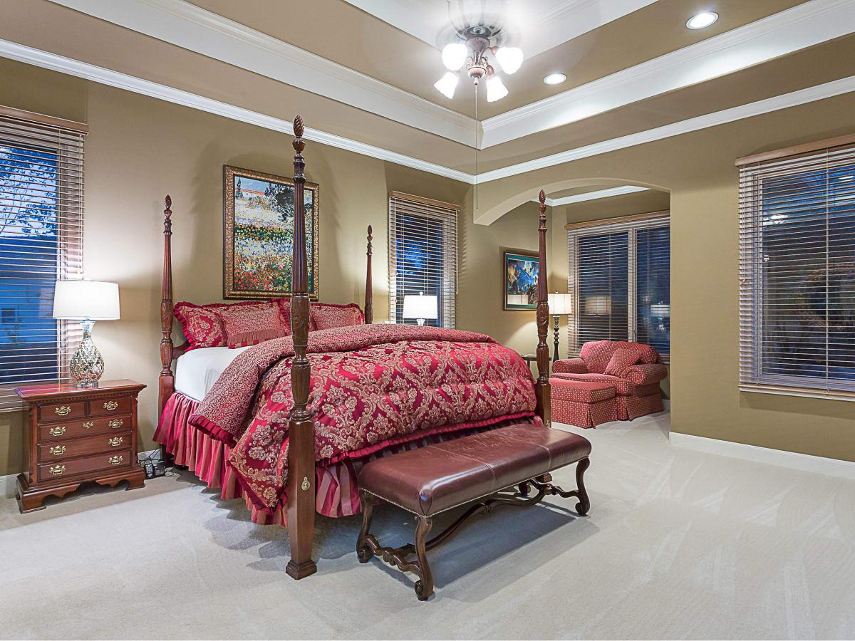 110 Bella Cima Austin house for sale bedroom