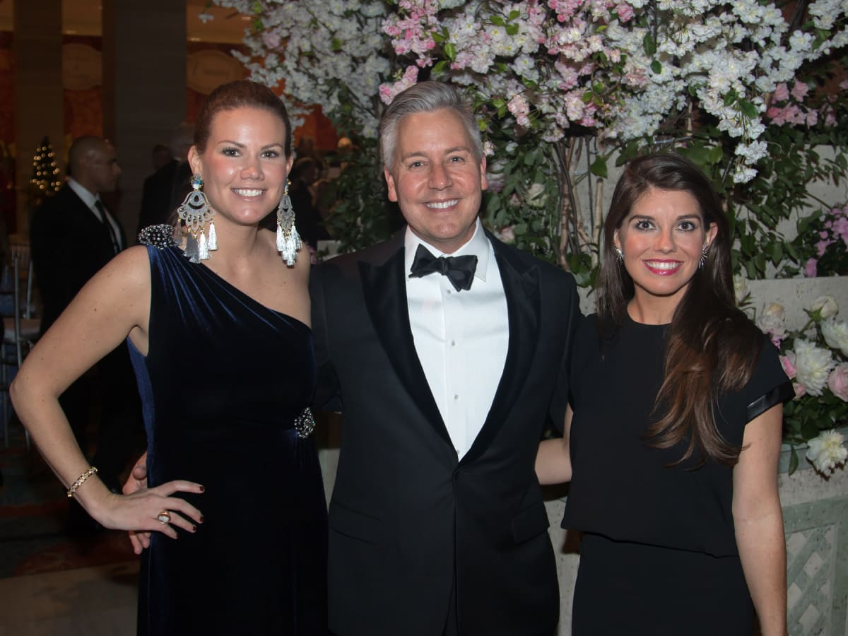 Chiara Singleton, Warren Wetzel, Marjone Henderson