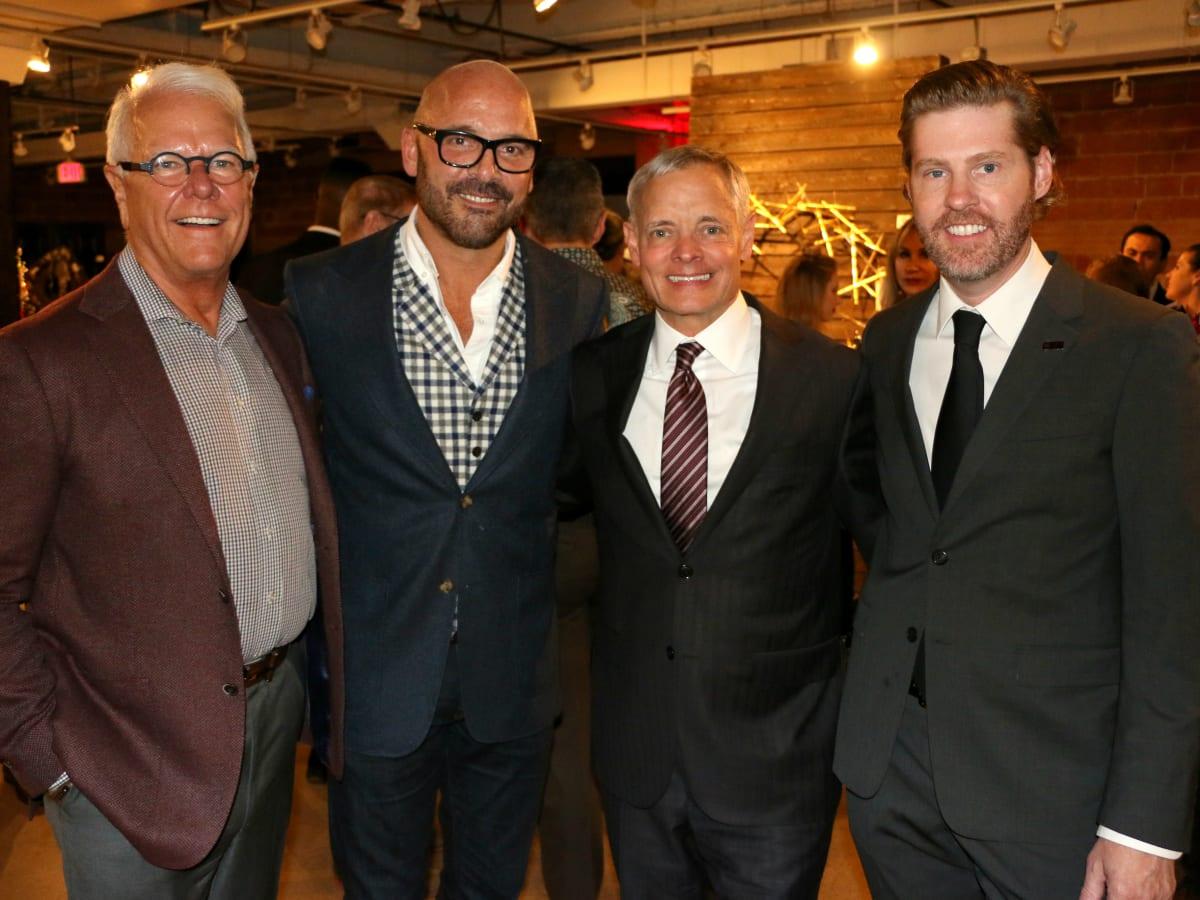 Ferrell Drum, John Erdos, Ralph Randall, Morgan Cox