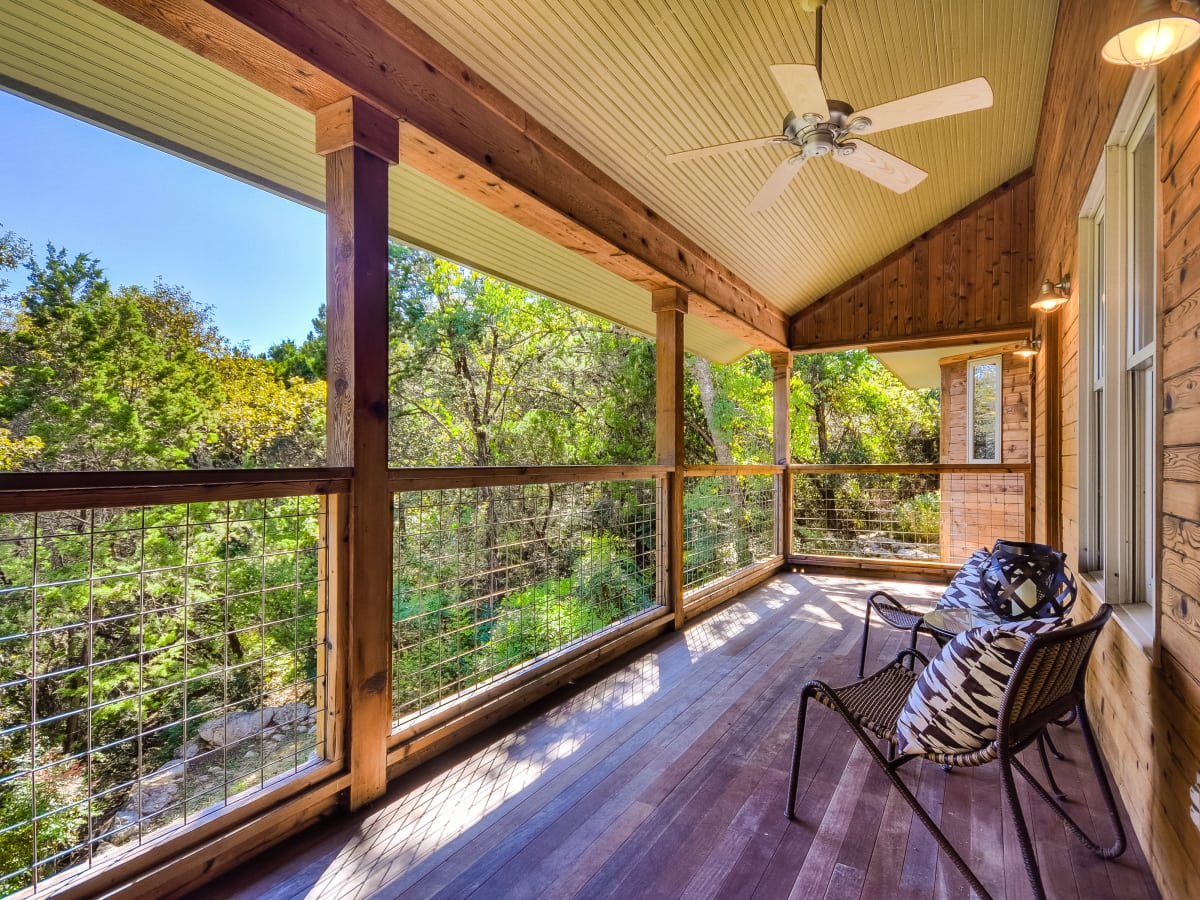 1604 The High Road Austin home for sale deck
