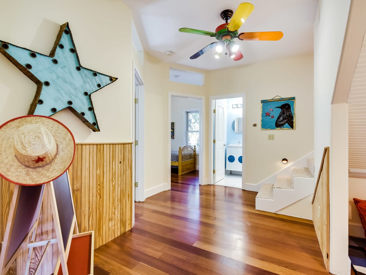 1604 The High Road Austin home for sale playroom