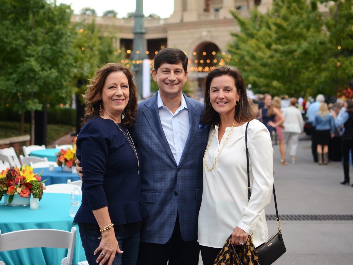 Stephanie Brigger, Richard Eiseman, Betsy Eiseman