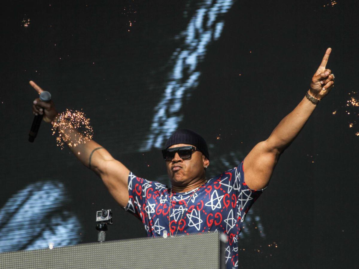 Austin City Limits Festival 2016 Weekend Two LL Cool J