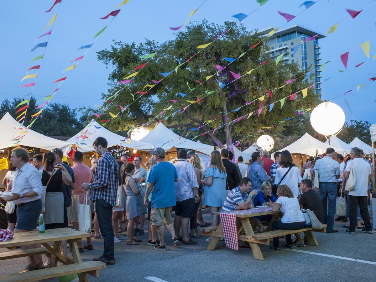 Chefs for Farmers Street Food Night Market 2016