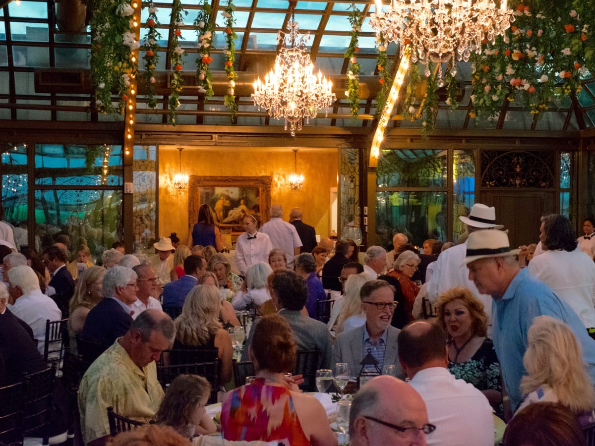 The Bryan Museum dinner, 9/16, Galveston