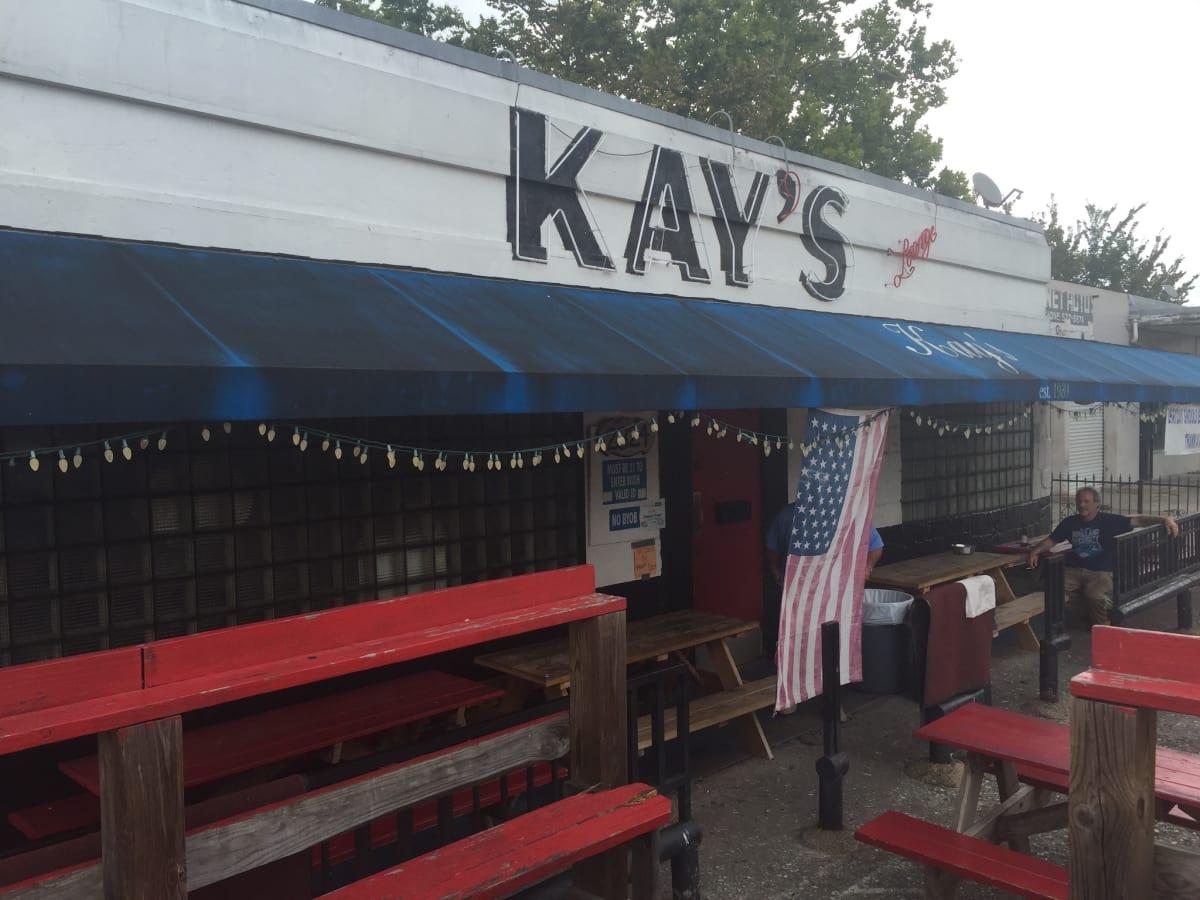 Kay's Lounge exterior