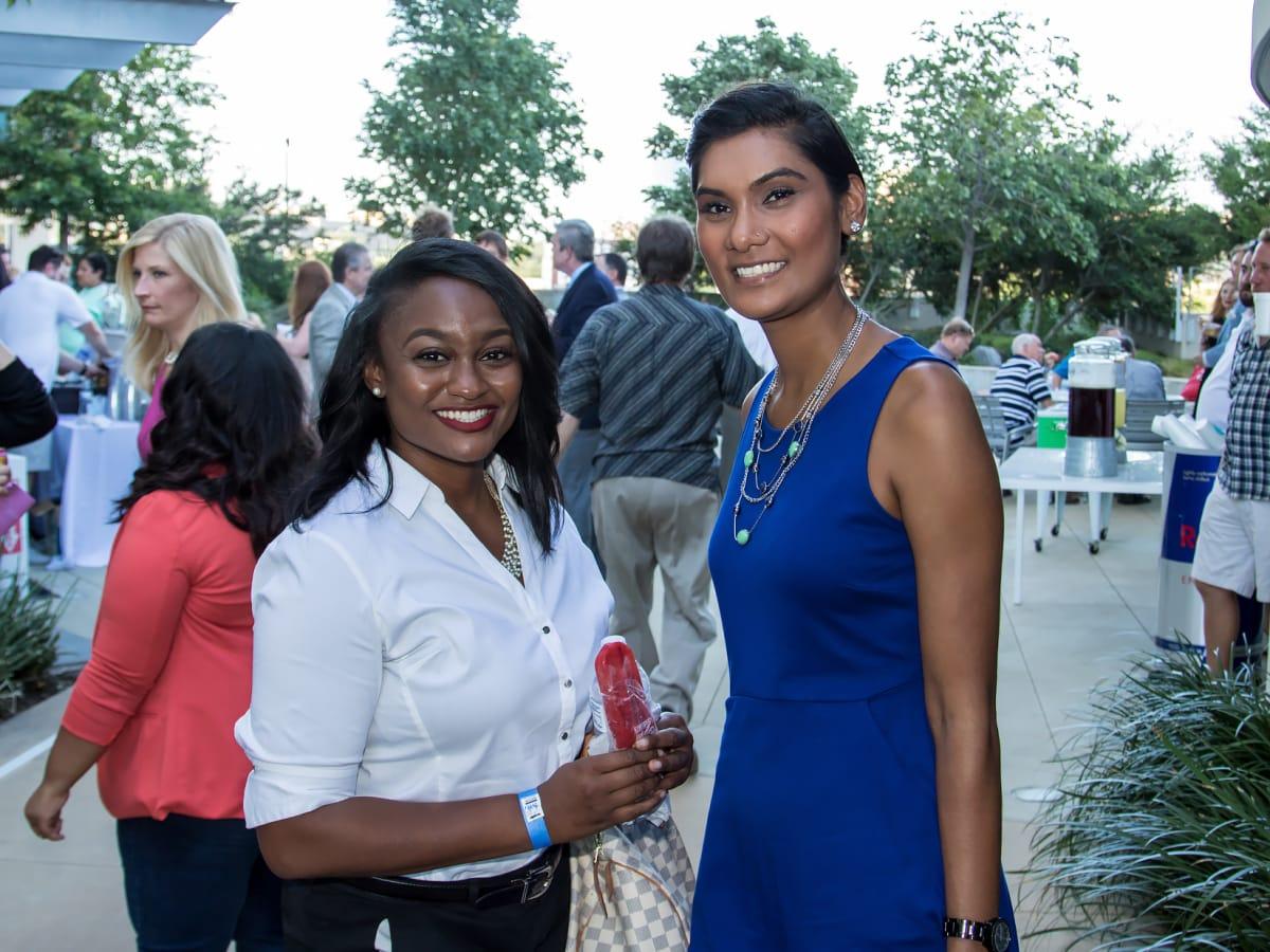 Kim Alexander, Praya Persaud