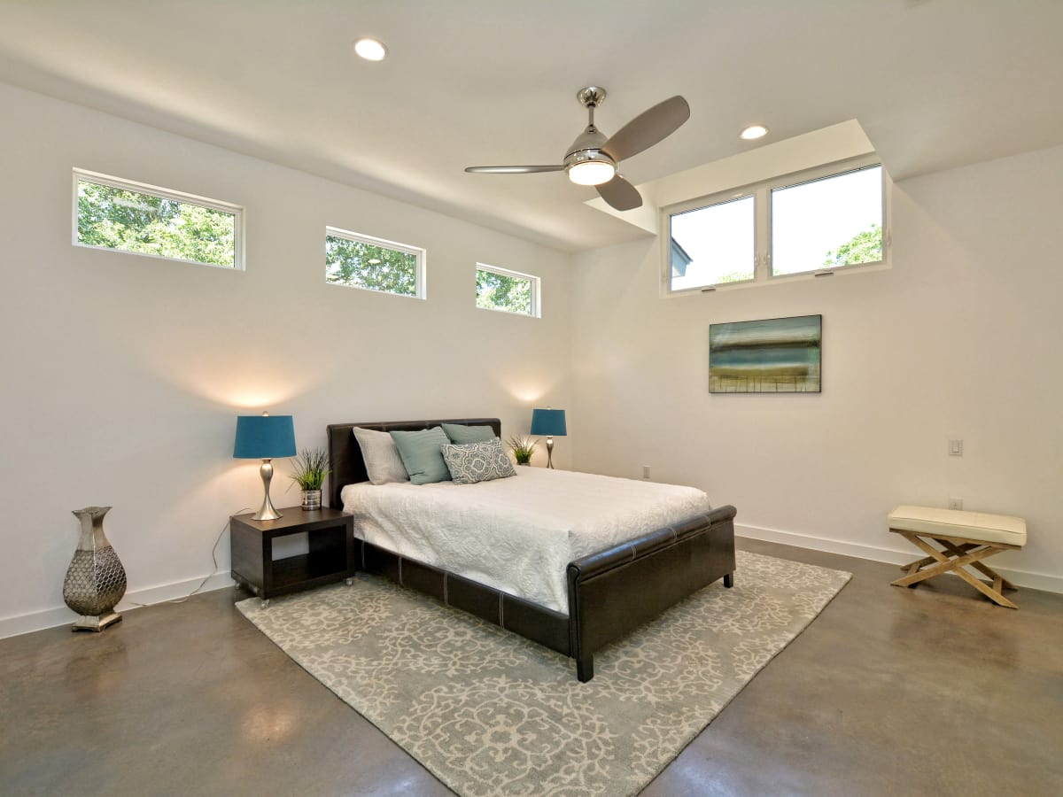 1804 Frazier Austin house for sale bedroom