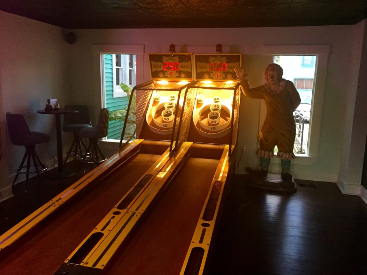 Love Buzz Skeeball