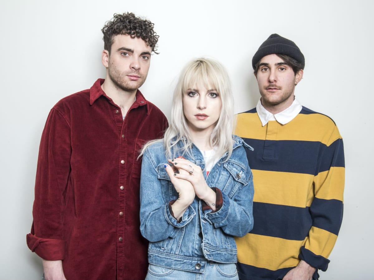 Paramore band