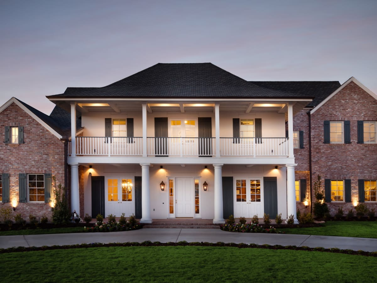 Frankel Building Group, Tomball area home, June 2016