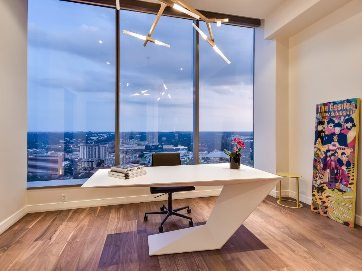 210 Lavaca Austin condo for sale office