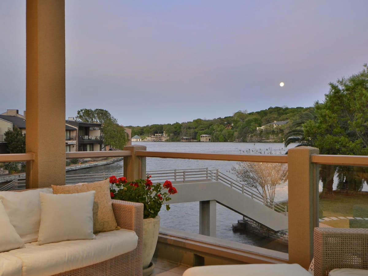 2329 Westlake Austin house for sale balcony