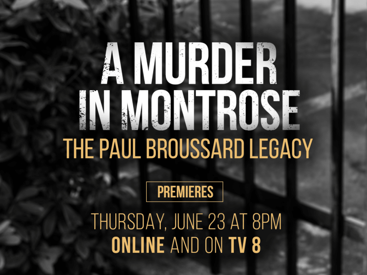 PBS documentary on Paul Broussard