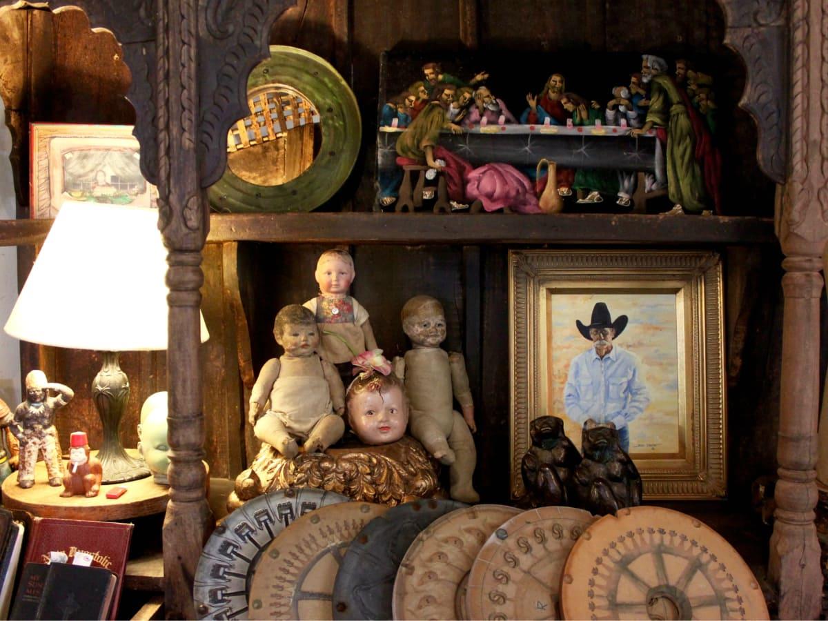 Benny Jack Antiques in Dallas