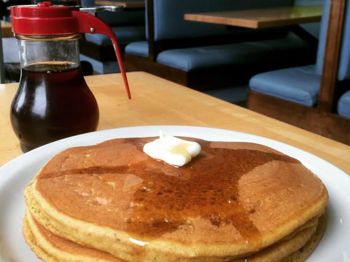 Kerbey Lane Cafe pancakes