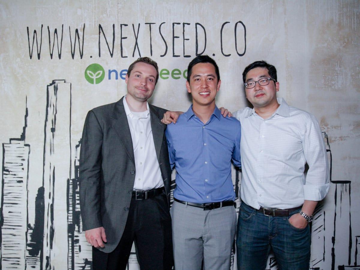 Next Seed, Robert Dunton, Abraham Chu, Youngro Lee