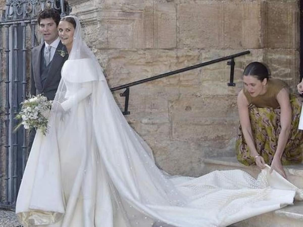 The wedding gown worn by British royal that brides will want to copy ...