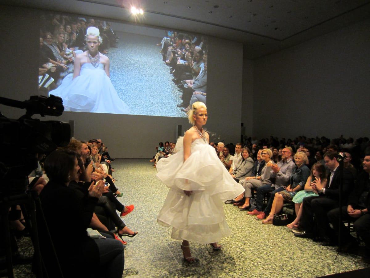 Fashion Fusion runway by Alan Gonzalez