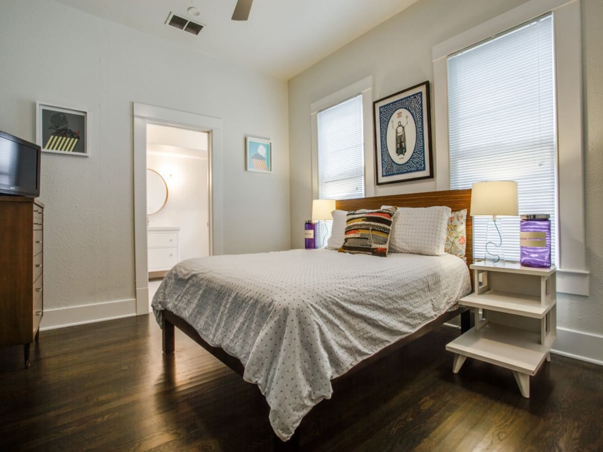 110 North Edgefield Bedroom