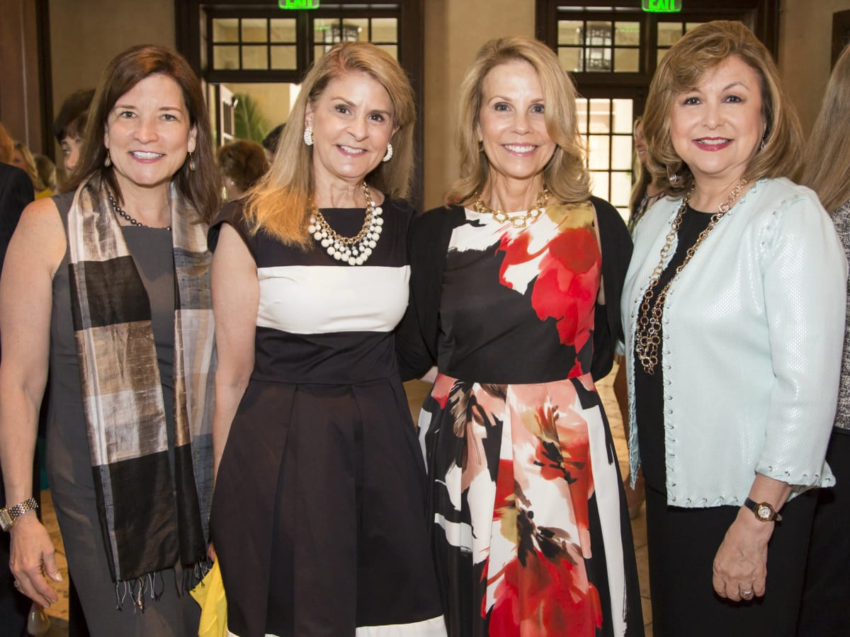 Tori Mannes, Caren Kline, Anne Reeder, Regina Montoya