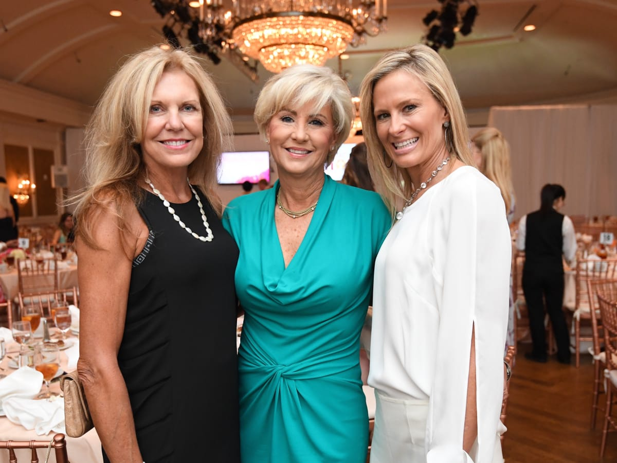 Star of Hope luncheon 5/16 Mary Morgan, Anne Cox, Shana Wood