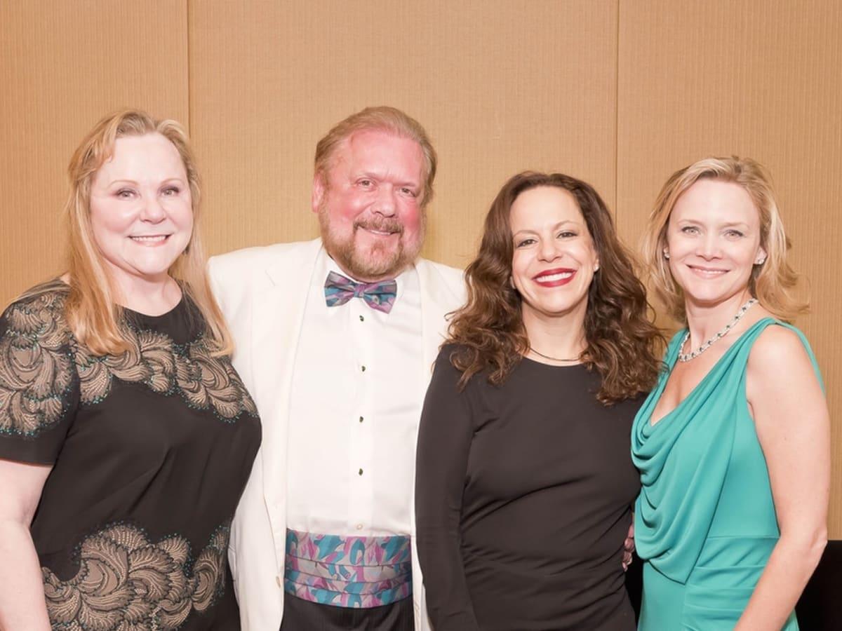 Symphony Ball 5/16, Lindy Rydman, John Rydman, Bebel Gilberto, Lisa Rydman