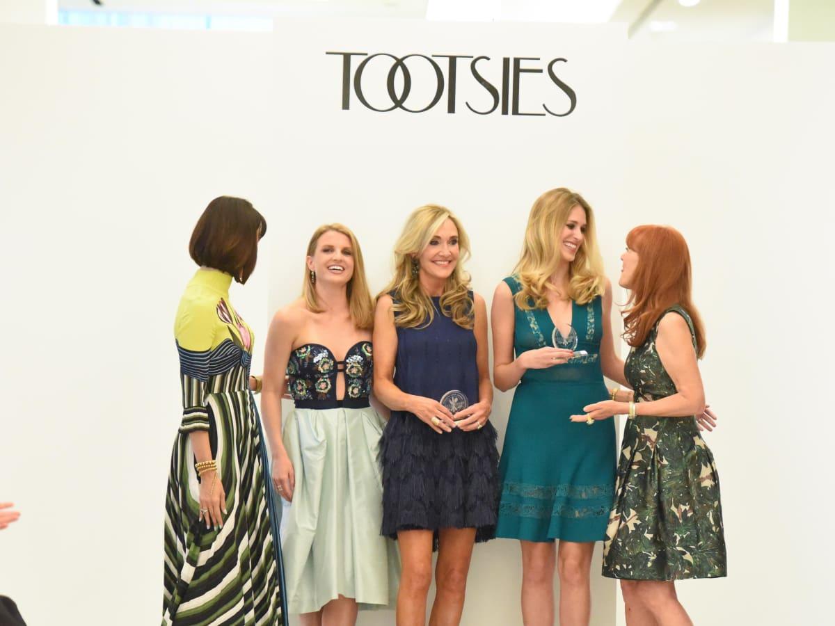 Fashion Gene Event, 5/16 Carrie Colbert, Lindley Arnoldy, Jana Arnoldy, Lauren Barrett