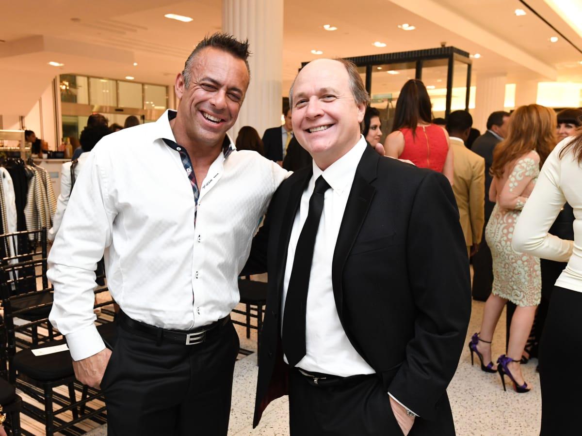 Fashion Gene Event, 5/16  Brian De Armas, Charles Johnson