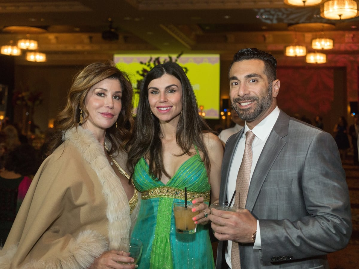 Child Advocates gala 5/16, Vicsandra Jones, Nadine Boutros, Stephen Boutros