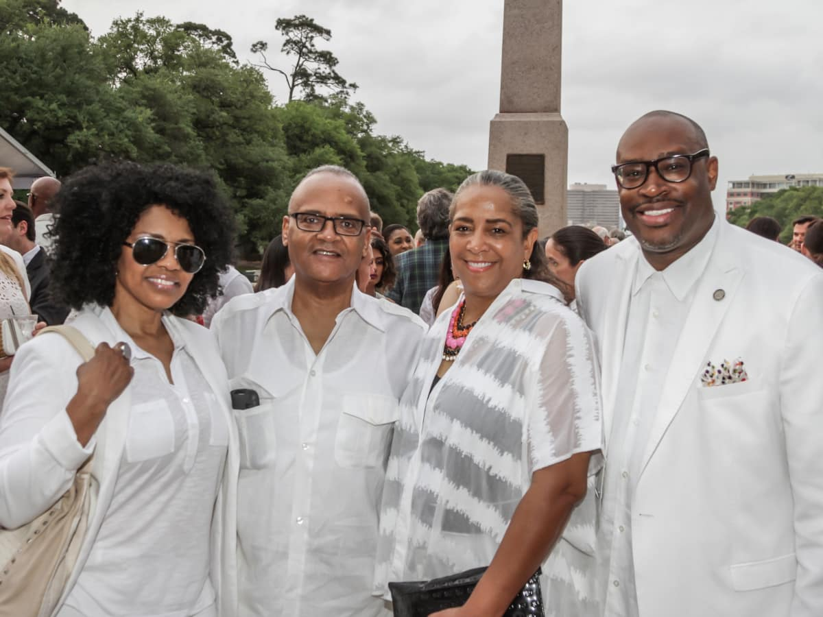 Hermann Park Evening in the Park 5/16,  Vanessa Martin, Keith Watson Wade, Vernita Harris, Larry Green
